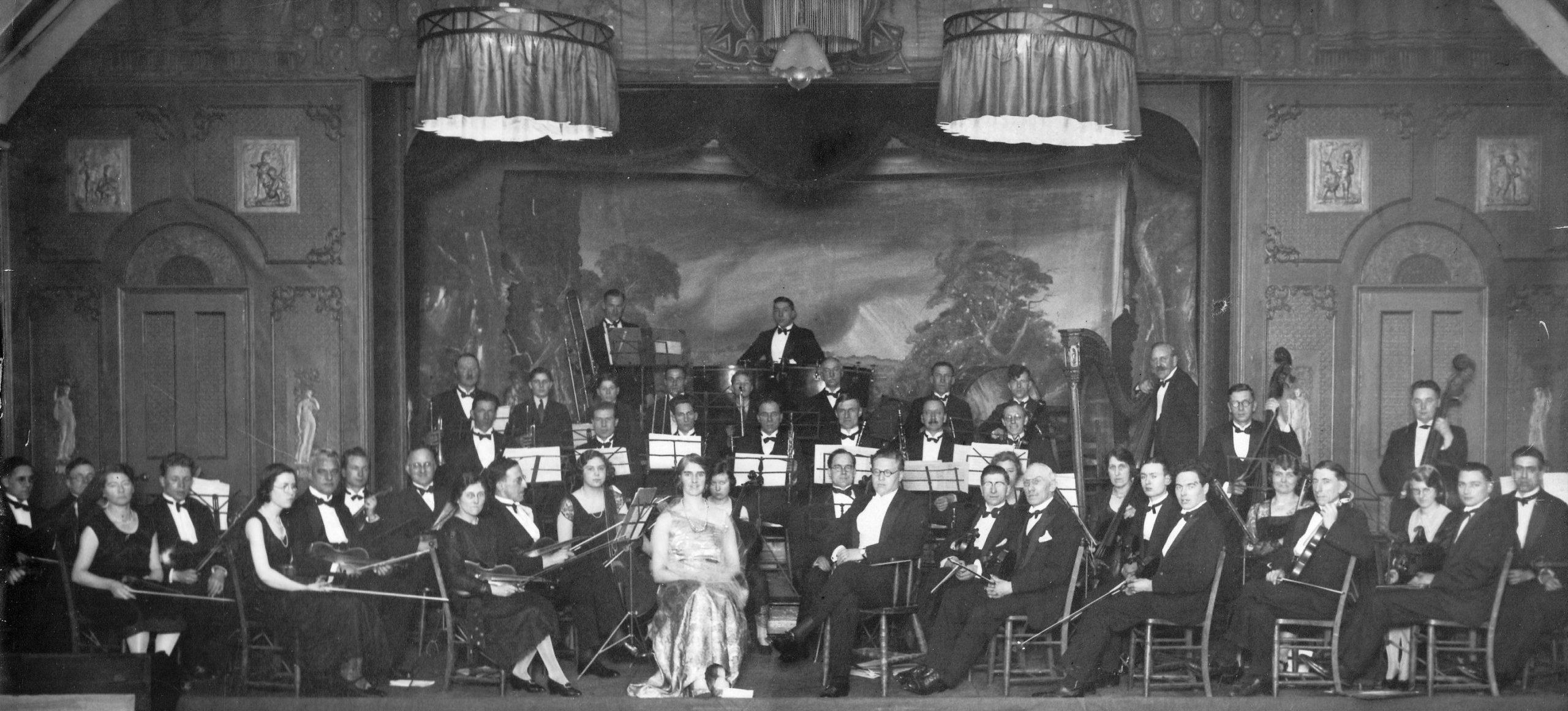 FSO 1931 at Farnborough Town Hall